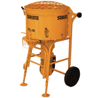 SoRoTo 80 Litre Forced action mixers