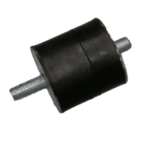 Coupling Rubber 50mm x 50mm for Satellite Machines