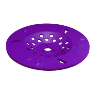 """10"""" or 250mm PCD Cup Wheel for Meteor 250 & Satellite 650"""
