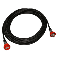 Cable Power Heavy Duty 4.0mm2 for Satellite and Meteor