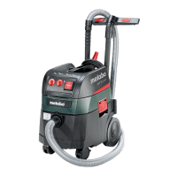 Metabo Vacuum and Dust Collector - Floorex