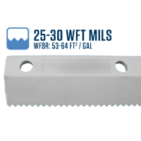 18″ Easy Squeegee™ 25-30 WFT Mils Blade