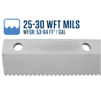 """26"""" Easy Squeegee™ 25-30 WFT Mils Blade"""