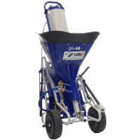 MIXPRO 14 floor screed pumping machine 1-phase
