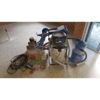 Ridgway Landscapes Grinder And Vaccum Secondhand