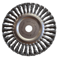 Wire brush for JointMaster Joint Cleanout - Floorex